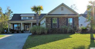 North Myrtle Beach Single Family Home For Sale: 1322 Seabrook Plantation Way