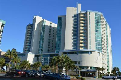 North Myrtle Beach Condo/Townhouse For Sale: 300 N Ocean Blvd. #1104