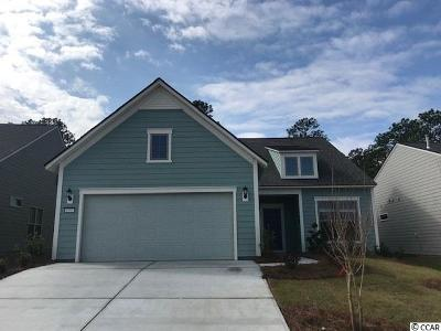 Myrtle Beach Single Family Home Active-Pend. Cntgt. On Financi: 6393 Torino Lane