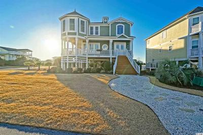 Holden Beach Single Family Home For Sale: 125 Ferry Rd.