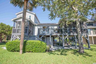 Surfside Beach Multi Family Home For Sale: 313 Lakeside Dr.