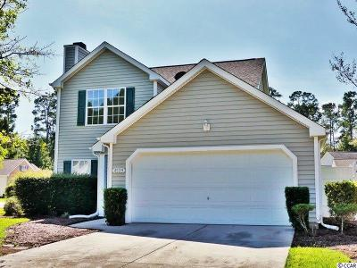 Murrells Inlet Single Family Home For Sale: 4539 Fringetree Dr.