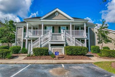 Pawleys Island Condo/Townhouse For Sale: 649 Blue Stem Dr. #72-A