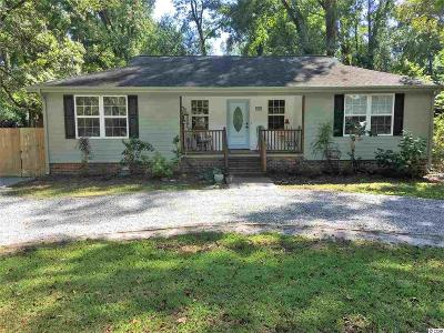 North Myrtle Beach Single Family Home For Sale: 2421 Wiley Dr.