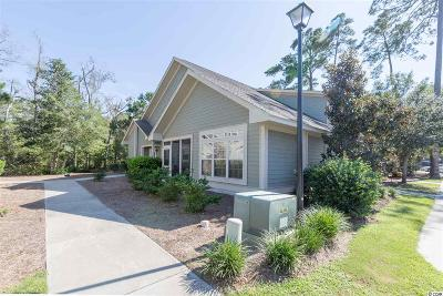 North Myrtle Beach Condo/Townhouse For Sale: 1545 Spinnaker Dr. #2C