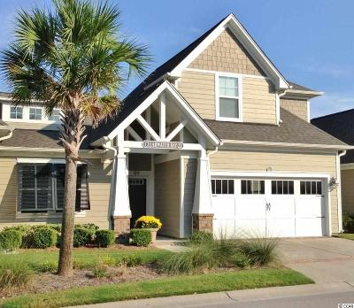 North Myrtle Beach SC Condo/Townhouse Sold: $315,000