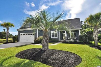 Murrells Inlet Single Family Home For Sale: 313 Bahama Dr.