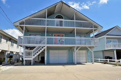 North Myrtle Beach Single Family Home For Sale: 308 55th Ave. N