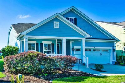 Murrells Inlet Single Family Home For Sale: 405 Halcyon Ln.