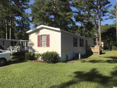 Garden City Beach Single Family Home For Sale: 11 Spinnaker Ln.