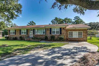 Georgetown Single Family Home For Sale: 1720 Pickens St.