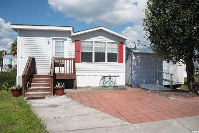 North Myrtle Beach Single Family Home For Sale: 128 Riptide Circle