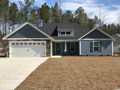 Galivants Ferry SC Single Family Home Active-Pend. Cntgt. On Financi: $204,645