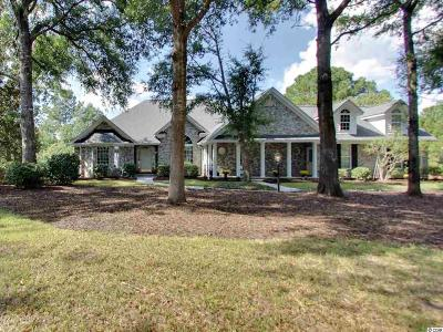 Pawleys Island Single Family Home For Sale: 164 Black Duck Rd.