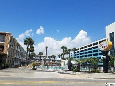 Myrtle Beach Condo/Townhouse For Sale: 1600 S Ocean Blvd. #330