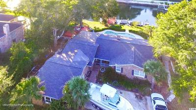 Murrells Inlet Single Family Home For Sale: 575 Old Field Rd.