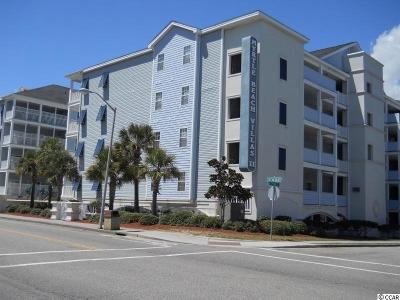 Condo/Townhouse For Sale: 704 S Ocean Blvd. #205B
