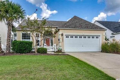 North Myrtle Beach Single Family Home For Sale: 5607 Whistling Duck Dr.