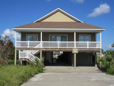 Garden City Beach Single Family Home For Sale: 2056 S Waccamaw Dr.