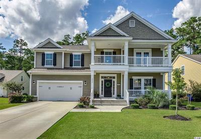 Murrells Inlet Single Family Home For Sale: 1244 Cypress Shadow Ct.