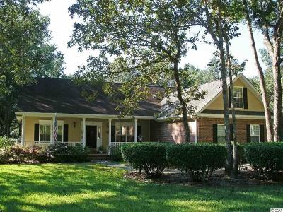 Pawleys Island Single Family Home For Sale: 1181 Crooked Oak Dr.