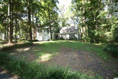 Myrtle Beach Single Family Home For Sale: 980 Little Creek Rd.