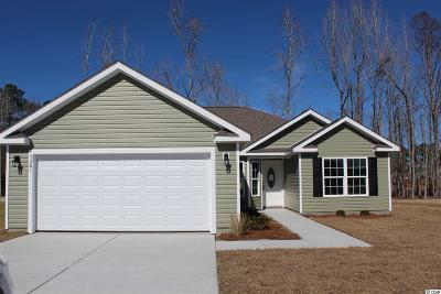 Conway Single Family Home For Sale: 7261 Old Reaves Ferry Rd.