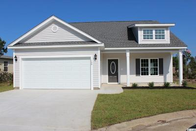 Loris SC Single Family Home For Sale: $161,900