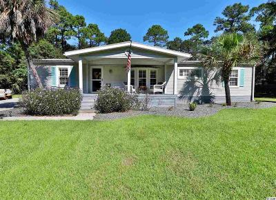 Murrells Inlet Single Family Home Active-Pending Sale - Cash Ter: 11142 Lee Circle