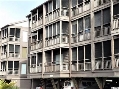 North Myrtle Beach Condo/Townhouse For Sale: 215 3rd Ave. N #151