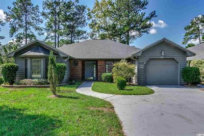 Myrtle Trace Single Family Home For Sale: 111 Cedar Ridge Dr.
