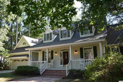 Murrells Inlet Single Family Home For Sale: 4605 Carriage Run Circle