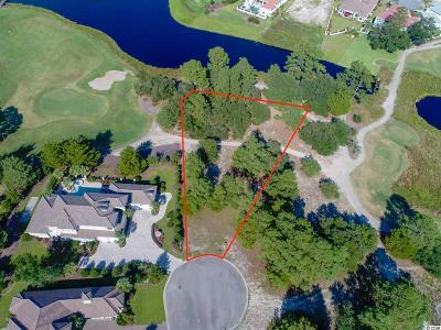 Georgetown County, Horry County Residential Lots & Land For Sale: 1501 Pachino Dr.