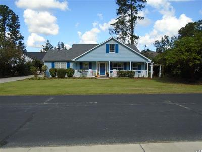 Longs Single Family Home For Sale: 2513 Brick Dr.