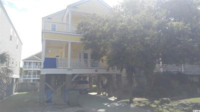 Surfside Beach Single Family Home For Sale: 117 N 15th Ave.