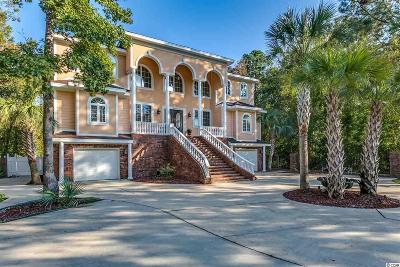 Pawleys Island Single Family Home For Sale: 274 Trace Dr.