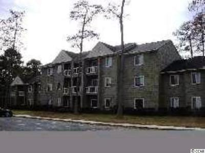 Conway Condo/Townhouse Active-Pend. Cntgt. On Financi: 460-D Myrtle Greens Dr. #460-D