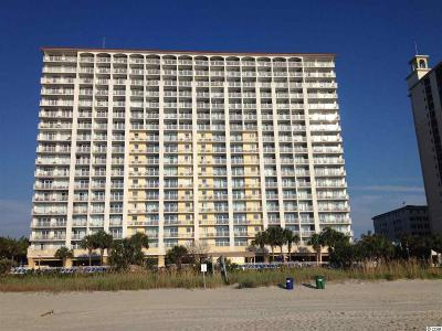 Myrtle Beach Condo/Townhouse For Sale: 2000 N Ocean Blvd. #PH-16