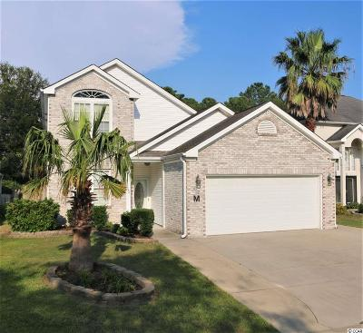 Windy Hill Beach, Windy Hill Woods, Windy Hill Dune Single Family Home For Sale: 867 Cardinal Pl.