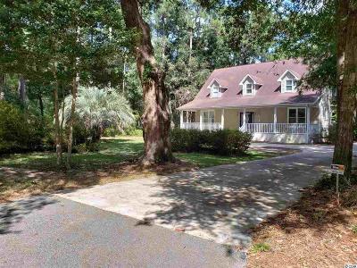 Pawleys Island Single Family Home For Sale: 242 Otter Run Rd.
