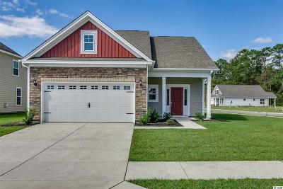 Little River Single Family Home For Sale: 965 Witherbee Way