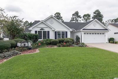 Myrtle Beach SC Single Family Home For Sale: $289,500