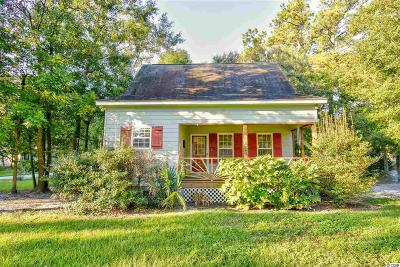 Murrells Inlet Single Family Home For Sale: 563 Bend Ave.