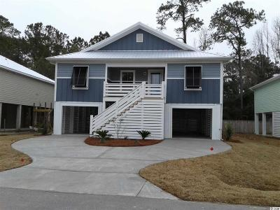 Pawleys Island Single Family Home For Sale: 47 Tidelands Trail