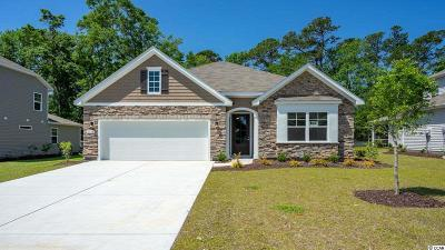 North Myrtle Beach Single Family Home For Sale: 1108 Inlet View Dr.