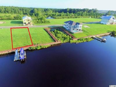 Georgetown County, Horry County Residential Lots & Land For Sale: Lot 80 Harbour View Dr.