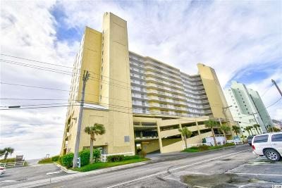 North Myrtle Beach Condo/Townhouse Active-Pending Sale - Cash Ter: 5404 N Ocean Blvd. #8-F