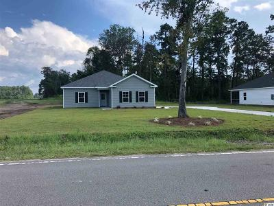 Conway SC Single Family Home For Sale: $175,950