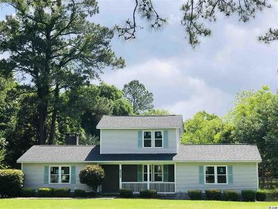 Georgetown Single Family Home For Sale: 2313 S Island Rd.