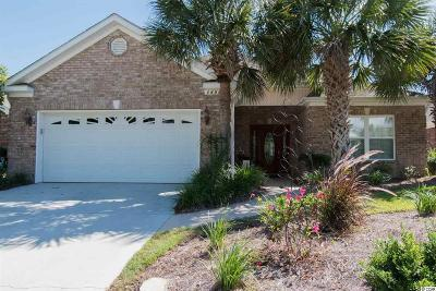 North Myrtle Beach Single Family Home For Sale: 1402 Landfall Dr.